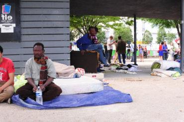 réfugié paris punaise de lit