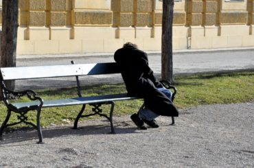 sans abri, SDF