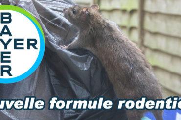 Nouveau rodenticide Bayer